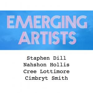 2018 Emerging Artists