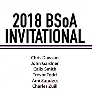 2018 BSoA Invitational