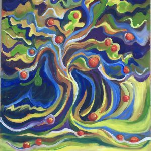 Apples From The Tree by Vivienne Gardner & daughter Sue STAN
